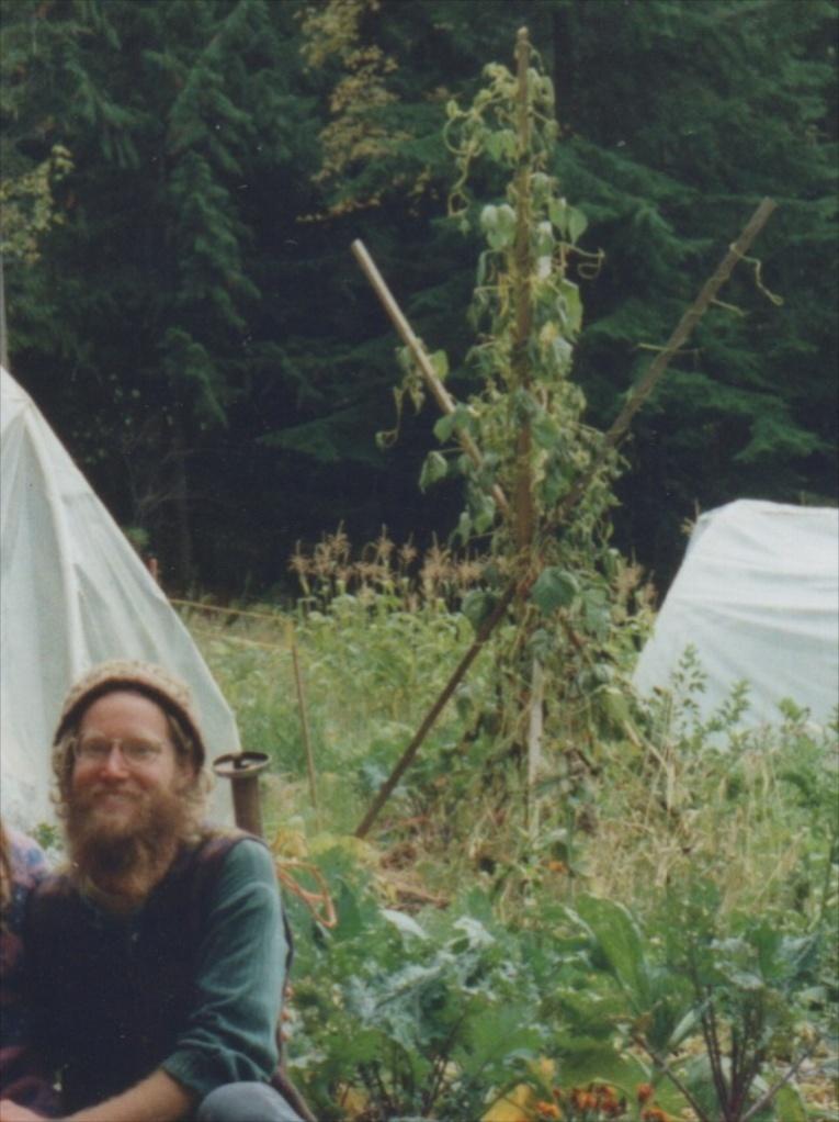 Dr. Erikson - Garden 1996